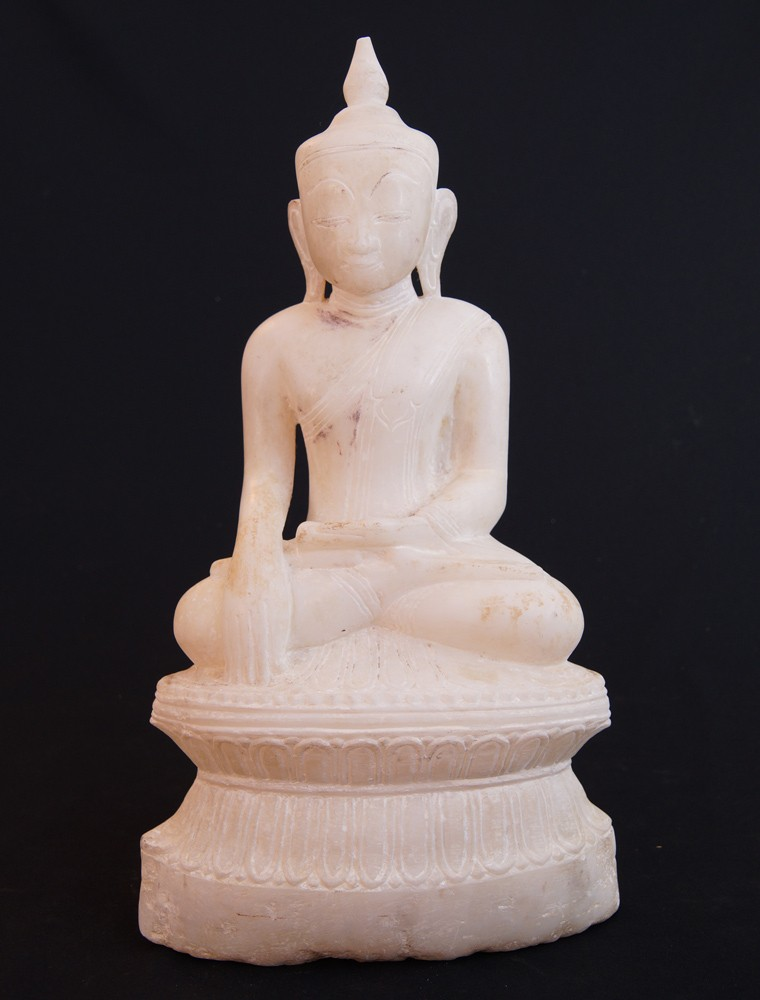 18th century Shan Buddha from Burma