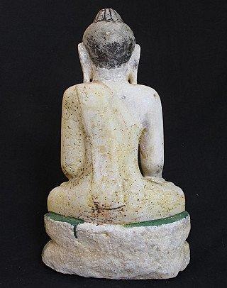 19. Jahrhundert Lotus Buddha