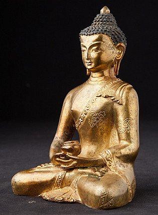 Oude Nepalese Boeddha