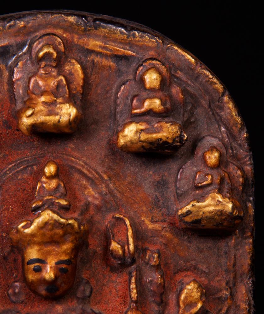 Old Nepali Bodhisattva statue