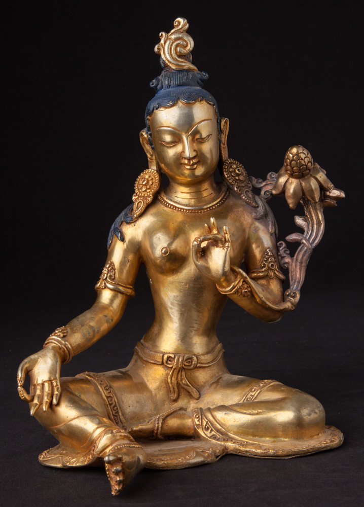 High quality Nepali Tara statue from Nepal
