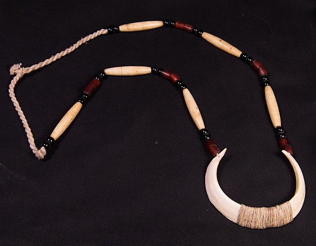 Old Burmese Naga Necklace