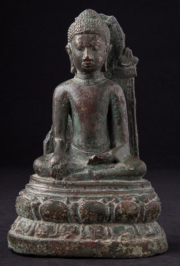 Special bronze Pyu Buddha statue