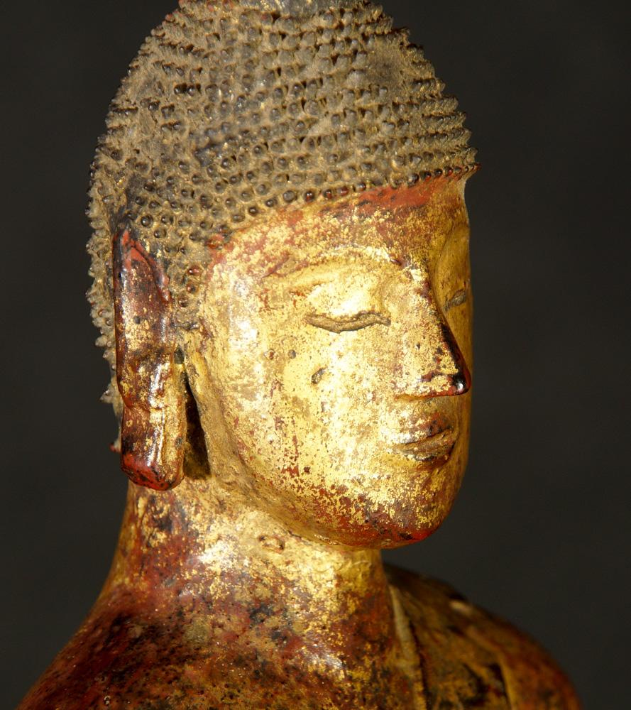 Dorable Wooden Buddha Wall Art Model - Wall Art Collections ...