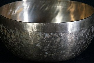 Nepali handbeaten Singing Bowl