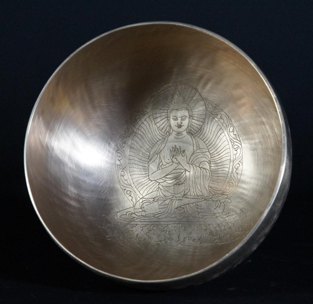 Nepali handbeaten Singing Bowl
