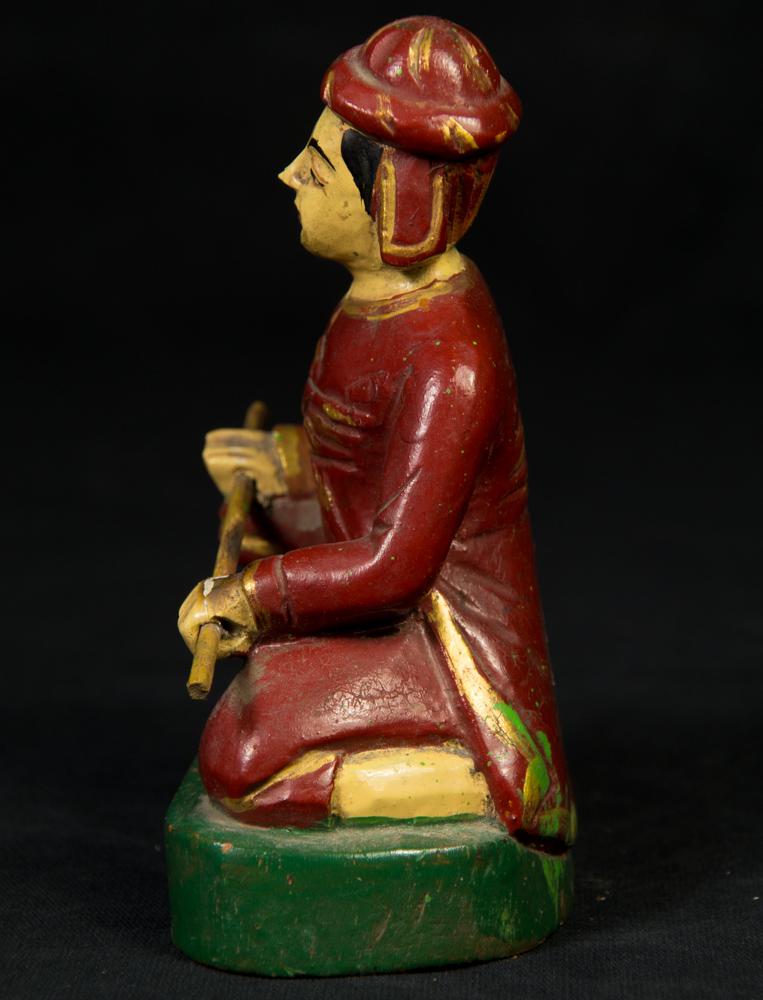 Old Burmese Zaw-Gyi Nat