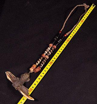 Alte Birmanische Naga Halskette