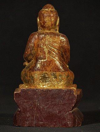 19th century Burmese Buddha statue