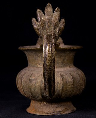 Antique Nepali Oil lamp / Sukunda