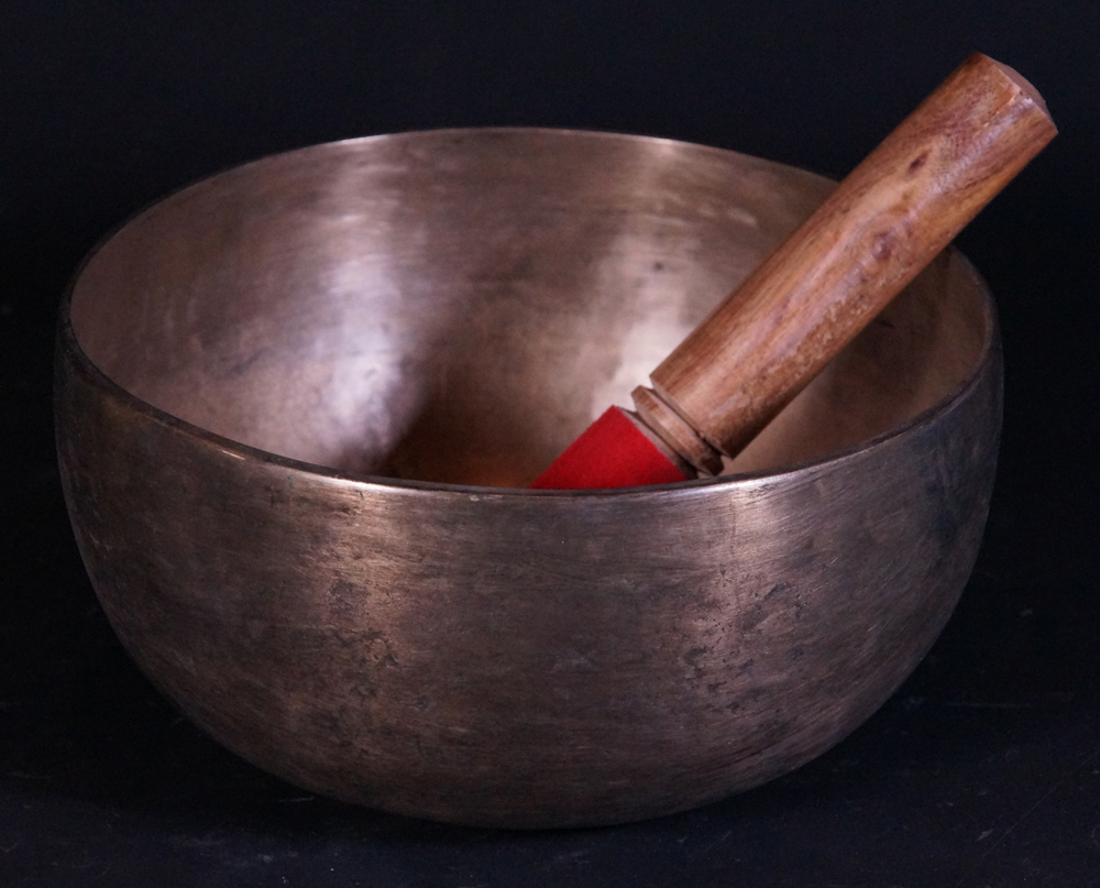 Antique Nepali Singing Bowl from Nepal