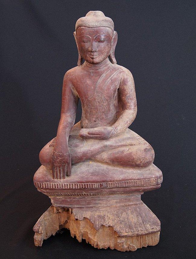 Burmese Shan Buddha