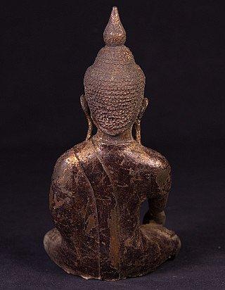 16. Jh. bronze Buddha Figur