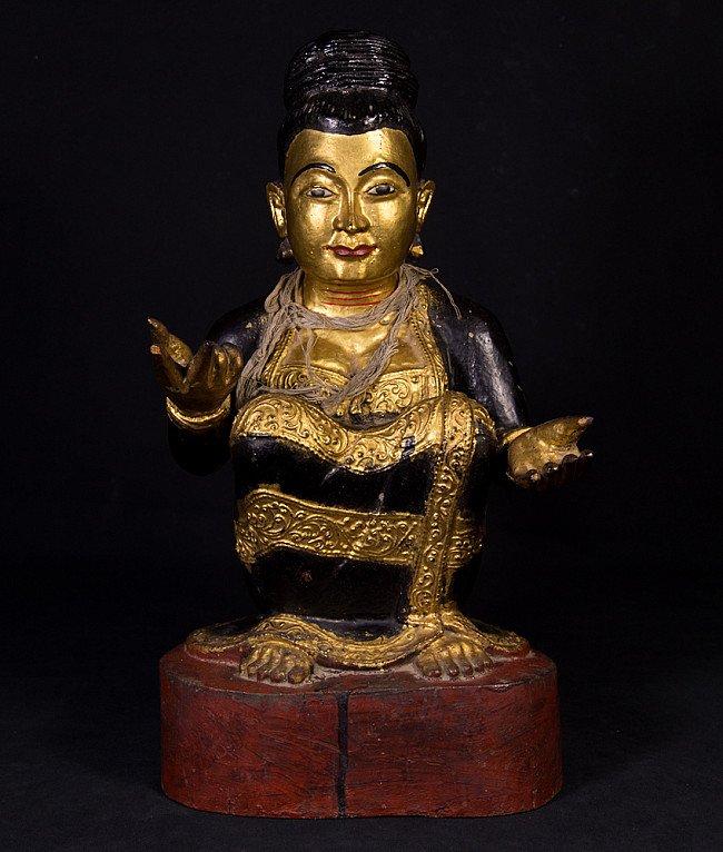 Oude Birmese Nat
