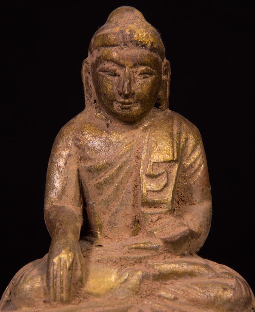 buddha figur holz buddha kopf figur aus holz gr s 25 cm ebenholzfarben alte holznerne buddha. Black Bedroom Furniture Sets. Home Design Ideas