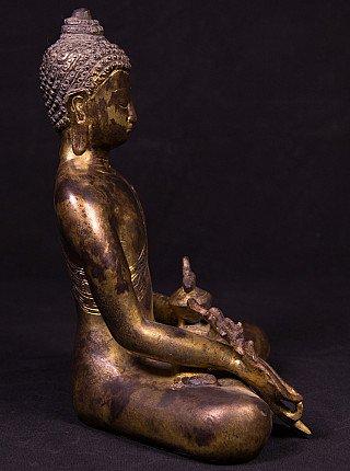 Bronzen Medicijnboeddha