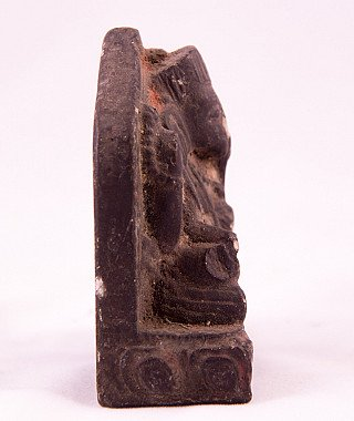 Antique stone Ganesha statue