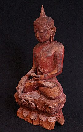16. Jh. Birmanischer Buddha