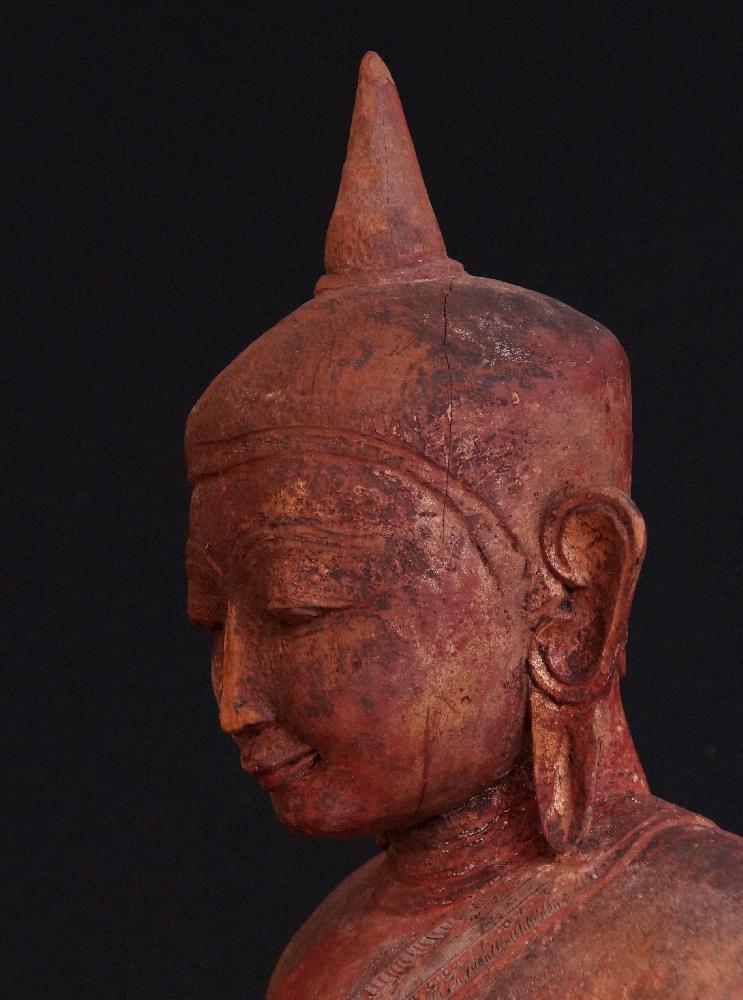 16th century Burmese Buddha