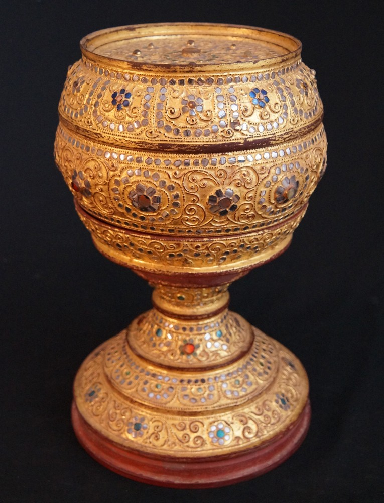 Antique Offering Vessel from Burma