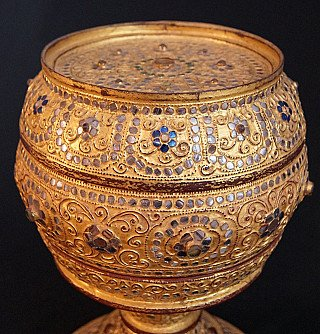 Antique Offering Vessel