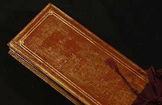 Antique Burmese Manuscript - Kammavaca book