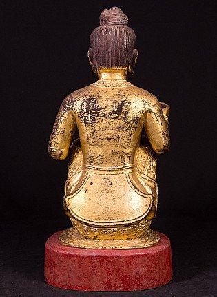 Antike Birmanische Nat Figur