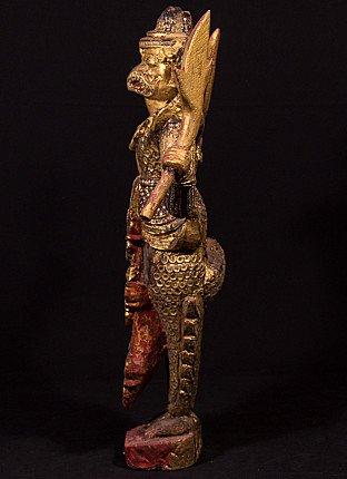Antique Burmese Garuda Bird