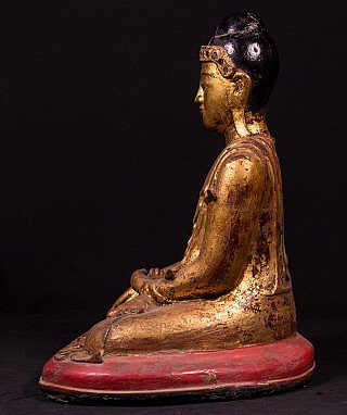 Antique Mon Buddha