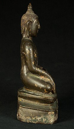 Antique Late Pagan Buddha statue