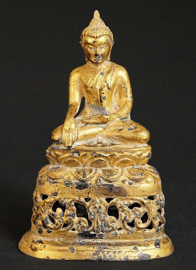 Antique Pagan Buddha