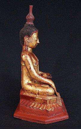 Old Burmese Buddha
