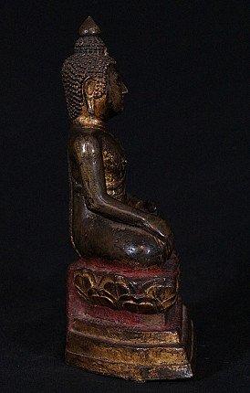 16-17th century North Thai Buddha