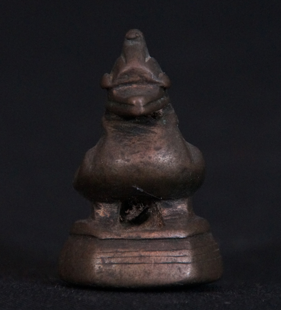 Antique Opium Weight from Burma made from Bronze