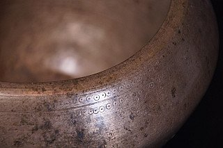 Antique Nepali Singing Bowl