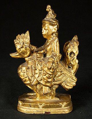 Antique Burmese Nat figure