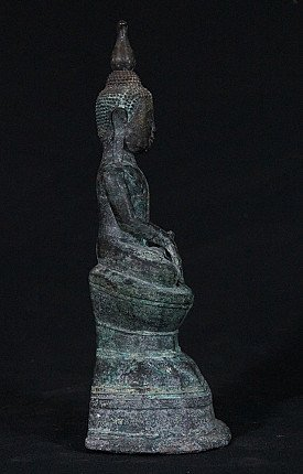 18. Jahrhundert bronze Shan Buddha