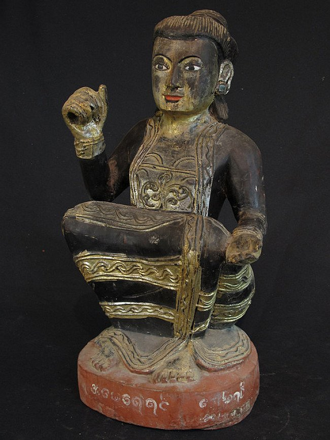 Antique Burmese Nat / spirit