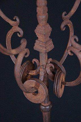 12-14th century Shakujo staff