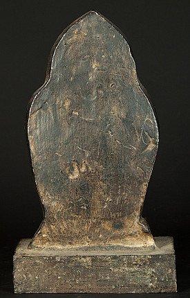 Standing Avaloketishvara statue