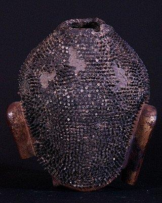 Antique Buddha head