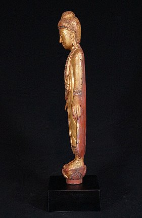 Standing Mandalay Buddha