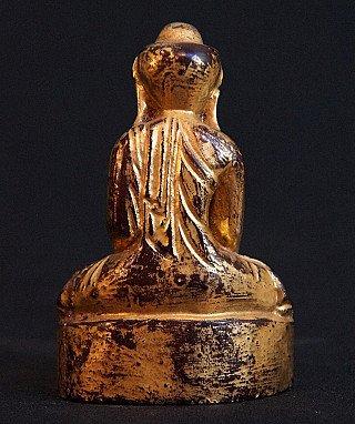 Antique Mandalay Buddha image