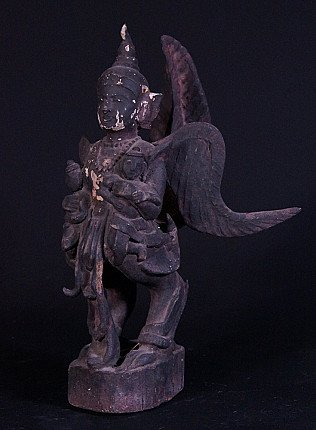 Antique Kinnari statue