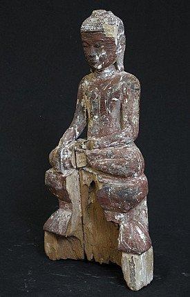 18e eeuwse Boeddha