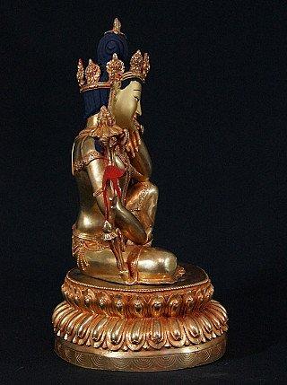 Nepali Bodhisattva statue