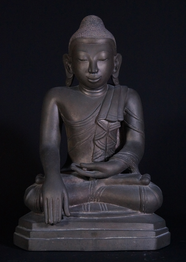 Antique Amarapura Buddha statue from Burma