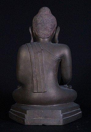 Antique Amarapura Buddha statue