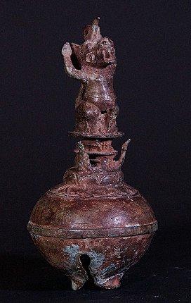 Alte Bronze glocke