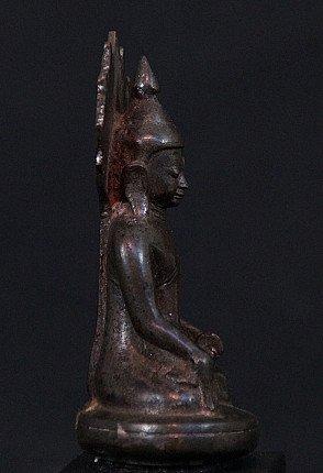 14. Jh. Arakan Buddha Figur